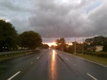Severe weather Oct. 19, 2011