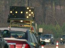 DOT crews clear icy conditions