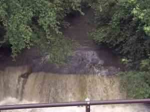 Cross Creek in Fayetteville on May 30, 2012.