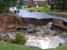 Roanoke Rapids floods