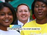 What's the Weather: Step Out to Stop Diabetes
