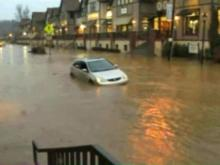 Biltmore Village flooding