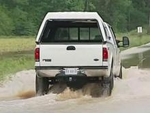 Heavy rains wash over NC mountains