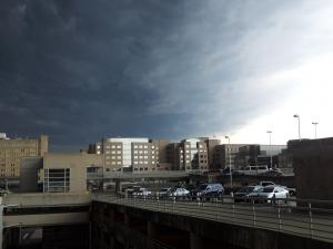 Clouds build over UNC Hospitals