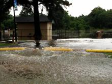 Viewer video: High water in Angier