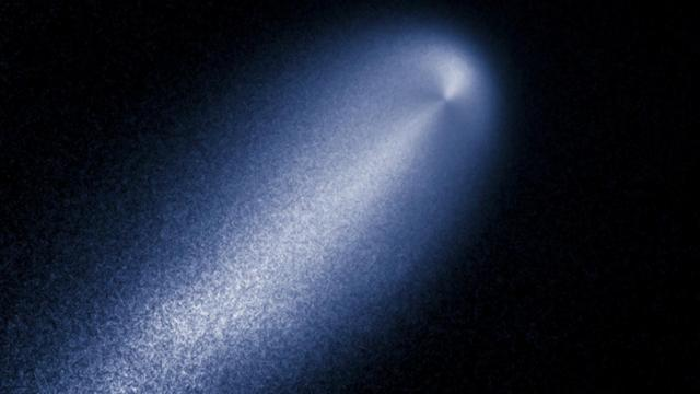 An enhanced view of Comet ISON as it passed the orbit of Jupiter (NASA,ESA, J.-Y. Li, Hubble Comet ISON Imaging Team)