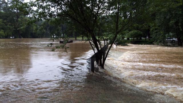 Durham flooding