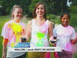What's the Weather: Color Bash 5K
