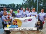 What's the Weather: Triangle Alzheimer's Walk