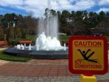 WRAL fountain mountain