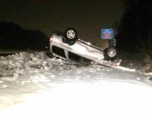 Ramps dangerous after snowstorm
