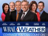 WRAL Weather app screenshot