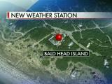 NC opens weather station on Bald Head Island