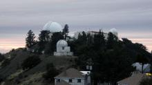The discovery of 51 Pegasi b was verified days later at the Lick Observatory overlooking San Jose, California (Image: Rice)
