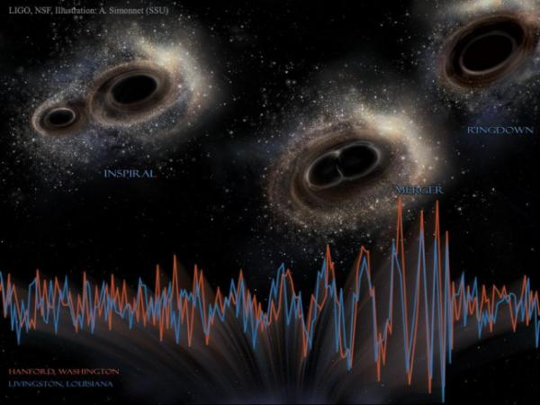 Discovery confirms Einstein's theory, opens new branch of study