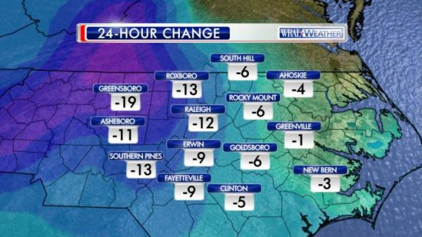 WRAL Weather Feed: Aimee Wilmoth