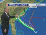 Tropical storm could form by Sunday