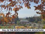 Ready for fall color? NC mountains could enjoy longer season