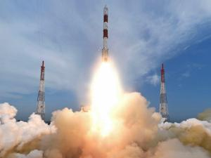 PSLV-C35 launch