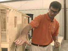 Clemson researchers test impact of hurricanes on houses