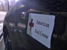 Beaufort residents head for shelter