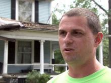 Post-Irene clean-up continues in Tarboro