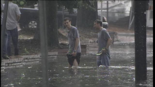 Forecasting hurricanes