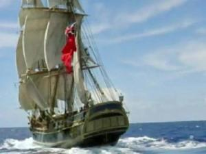 HMS Bounty had rich history