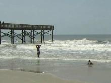 Holiday resumes after Hurricane Arthur clears NC