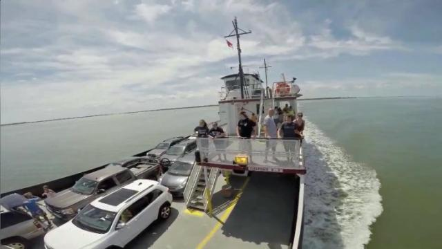 Ocracoke businesses welcome tourists' return