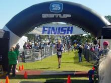 Mark Simpson, half-Ironman