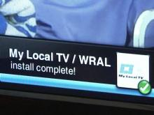 New TVs support double the WRAL