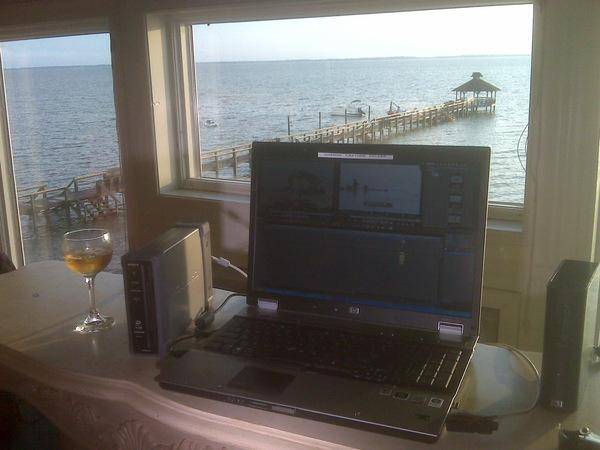 Room with a view: this is how we edit in Corolla