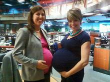 WRAL&#039;s Stacy Davis and Sloane Heffernan