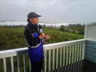 WRAL reporter Amanda Lamb
