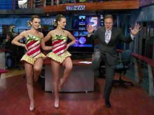 Bill Leslie and The Rockettes