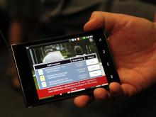 On Thursday, WRAL became the first commercial television station in the nation to demonstrate a new technology called the Mobile Emergency Alert System. Once it is fully developed and deployed, M-EAS will offer emergency responders and the media a new way to communicate with the public in a crisis.