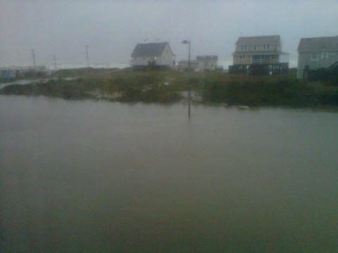 Renee Chou, Hurricane Sandy