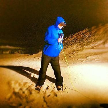Bruce Mildwurf, Hurricane Sandy