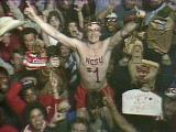 N.C. State students celebrate an ACC championship in 1983