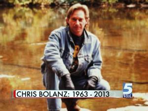 WRAL director/producer Chris Bolanz: 1963-2013