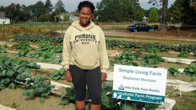 Inter-Faith Food Shuttle: Incubator Farm Program