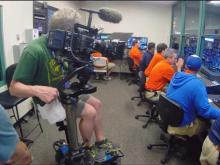 Making of: Behind the scenes of WRAL's 4K documentary