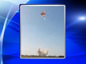 Unmanned SpaceX rocket self-destructs