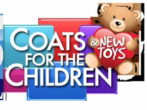 Coats for the Children logo