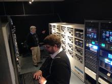 Nuray is converting tens of thousands of videotapes for WRAL News.