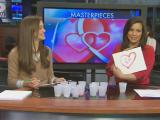 Raleigh arts center to hold Valentine's Day painting session