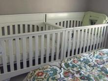 Preparing for twins: Setting up a nursery