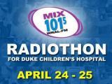 Mix 101.5 Radiothon