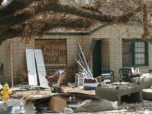 WRAL Amanda Lamb, photographer Ed Wilson and producer Brad Grantham share photos of the damage produced by Hurricane Katrina in parts of Louisiana and Mississippi in 2005.